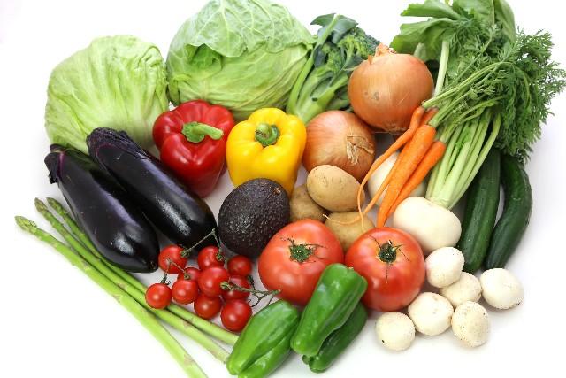 種類豊富な野菜3