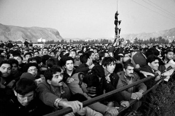 HANGING IN IRAN